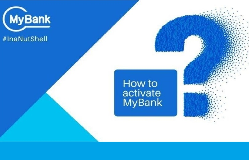 how to activate MyBank